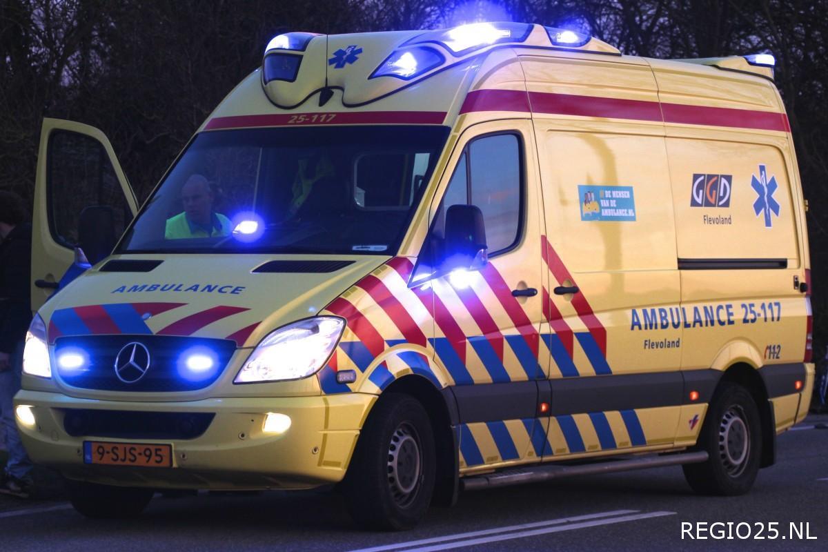 Traumahelikopter Ingezet Bij Ongeval Oosterringweg Regio25nl